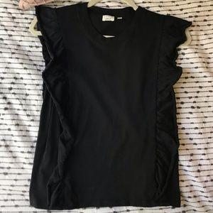 Black Aritzia top